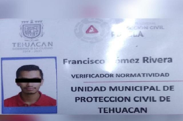 Aseguran a estafador en Tehuacán