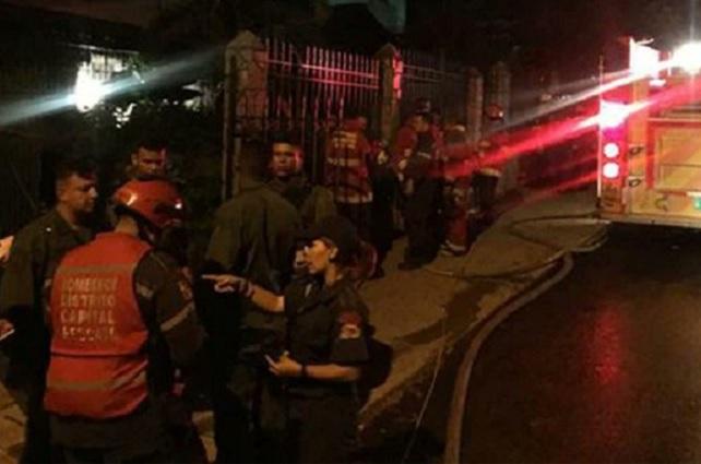Estampida en club de Caracas deja un saldo de 17 muertos