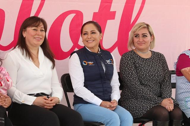 Inaugura titular SEDIF estancia en Hospital General de Teziutlán