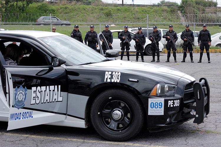 Resultado de imagen para policia estatal puebla
