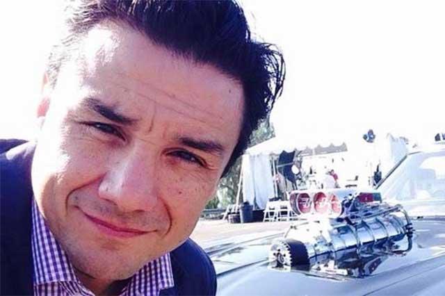 Esteban Macías pide ayuda para encontrar a hijo de su novia