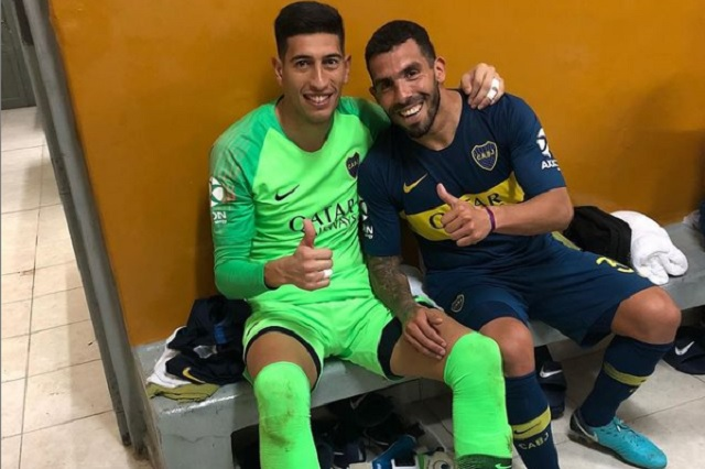 Esteban Andrada, joya de Boca Juniors, confirma llegada a la Liga MX