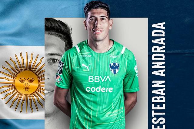 Selección de Argentina convoca a Esteban Andrada, de Rayados