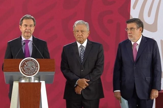 Esteban Moctezuma anuncia que desaparecerá el INEE
