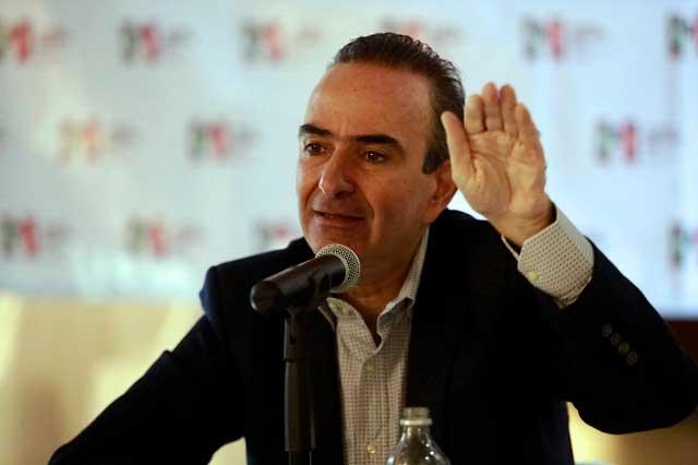 Doger es el mejor posicionado en el PRI, asegura Jorge Estefan