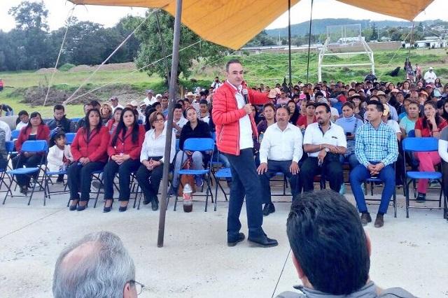 Ofrece Estefan a mujeres prístas más de 2 mil candidaturas en 2018