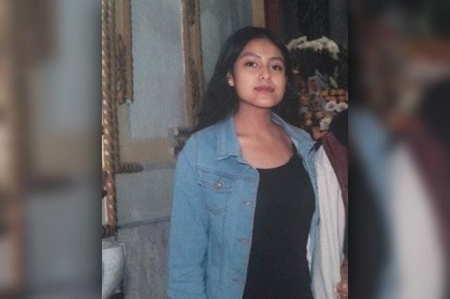 En Atlixco buscan a Estefanía Carranza de 16 años
