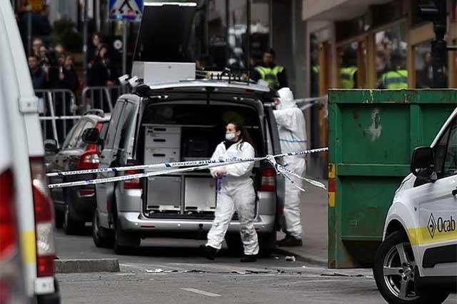 Atacante de Estocolmo es de Uzbekistán y tiene antecedentes penales