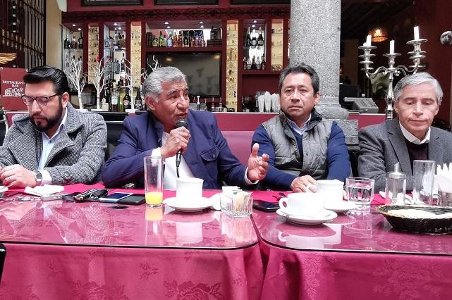Estrella de Puebla dará imagen grotesca a San Francisco: ACOEM