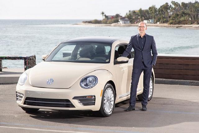 Estreno mundial del Beetle Final Edition en Auto Show de Los Ángeles