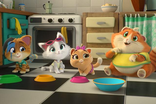 Discovery Kids estrena episodios de El show de Dog & Pony y 44 Gatos