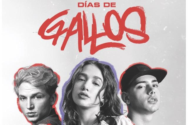 """Ecko y Ángela Torres protagonizan """"Días de gallos"""" para HBO MAX"""