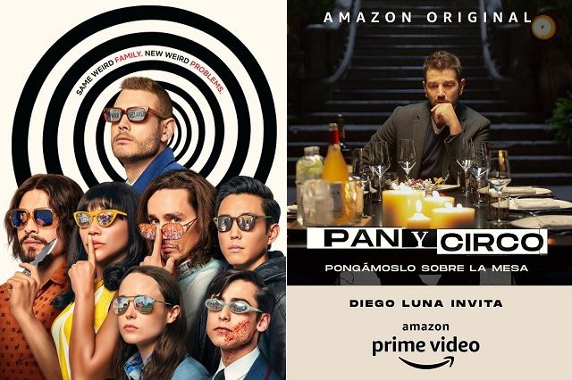 Estrenos de Netflix, Amazon Prime Video y HBO para este fin de semana