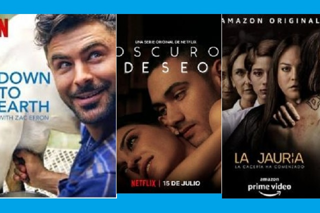 Estrenos de fin de semana para Netflix, Amazon Prime Video y HBO