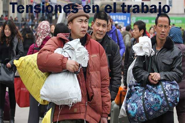 El estrés laboral reina entre muchos trabajadores mexicanos