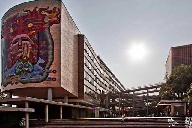 Estudiante dejó una carta y se lanzó del quinto piso de la Facultad de Medicina