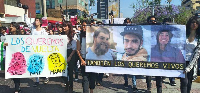 Estudiantes de Jalisco fueron asesinados y sus cuerpos disueltos en ácido