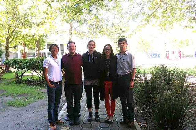Estudiantes de EU y Canadá estudian español y arte mexicano en la IBERO