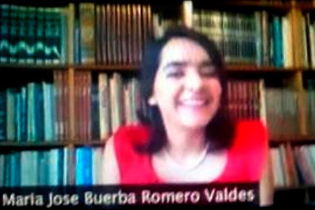 María José, la estudiante que se volvió licenciada vía remota en época de covid 19