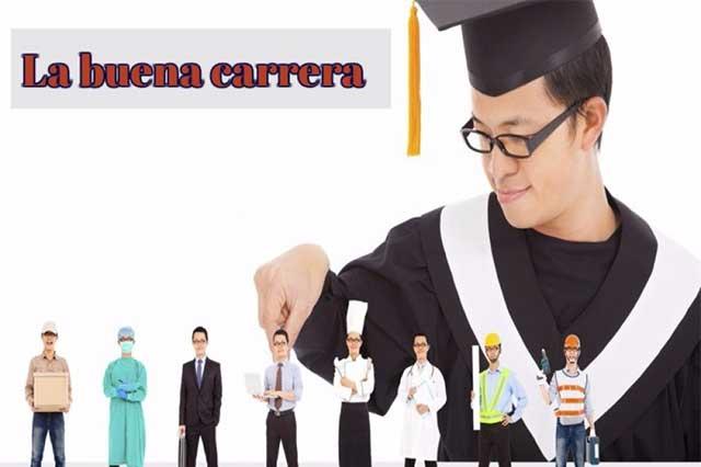 Estudios superiores, mejor camino para jóvenes