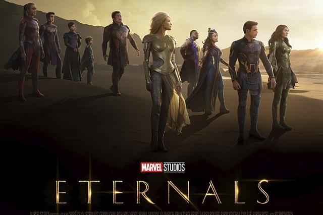 El tráiler de Eternals revela consecuencias de chasquido de Iron Man