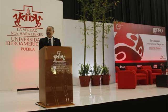 Ética y competitividad son compatibles, señala rector de la Ibero