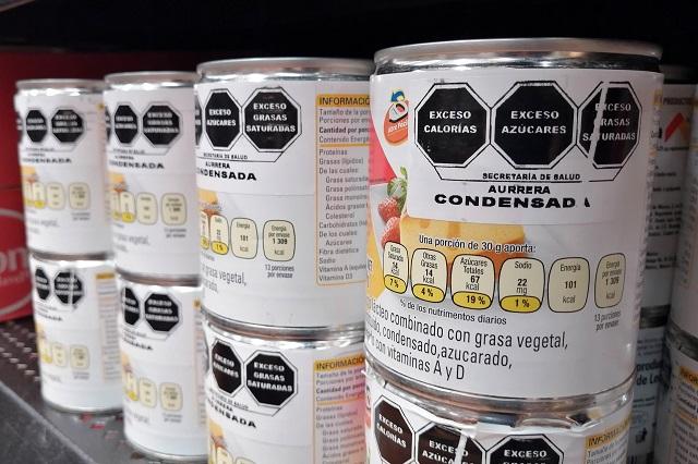 Mexicanos confían en que nuevo etiquetado disminuirá obesidad
