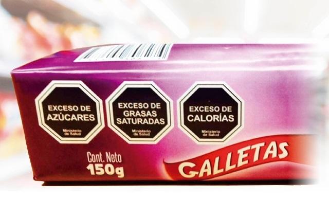 Insuficiente etiquetado de alimentos y bebidas para enfrentar obesidad