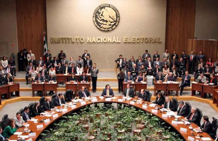 INE multa a coalición de Antonio Gali con 356 mil pesos