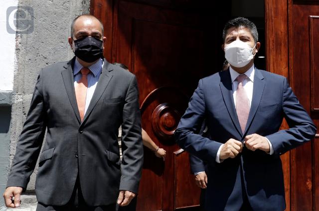 Rivera Pérez rendirá protesta el 15 de octubre en el Centro Expositor