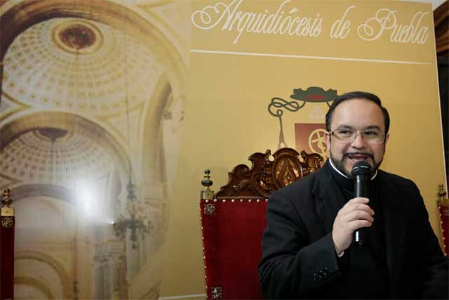 El papa nombra a Lira Rugarcía obispo de Matamoros, en México