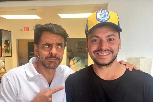 Eugenio Derbez enamora al actor francés Kev Adams