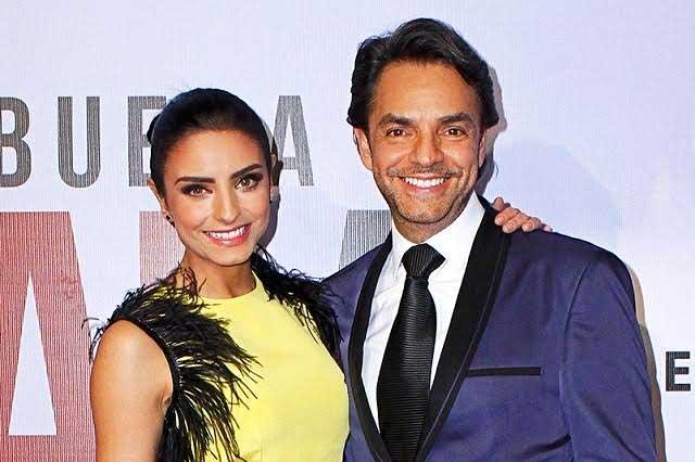 Eugenio y Aislinn Derbez planean volver a trabajar juntos