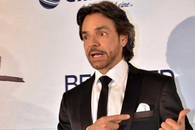 Eugenio Derbez no será director de barra cómica de Televisa