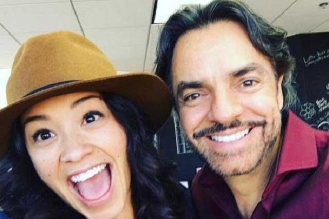 Eugenio Derbez grabará con Gina Rodríguez serie en Estados Unidos