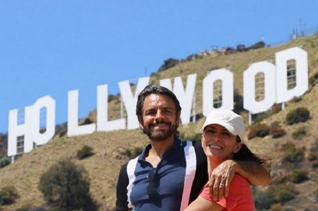 Eugenio Derbez estrena reality show con su familia