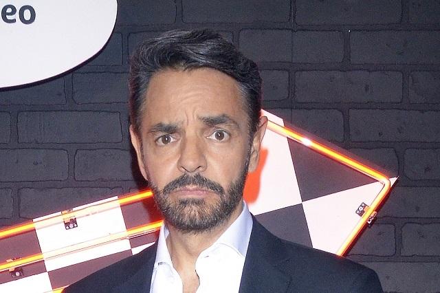 Eugenio Derbez habla de la supuesta bisexualidad de su hijo José Eduardo