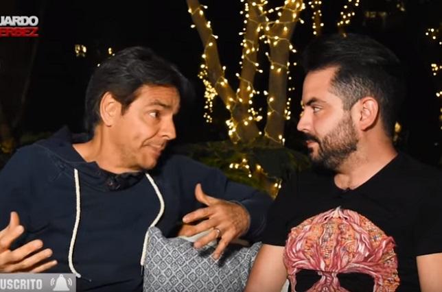 Eugenio Derbez relata la verdad de cómo conoció a Victoria Ruffo