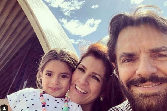 Eugenio Derbez vio a su mamá besar a otro hombre y se traumó