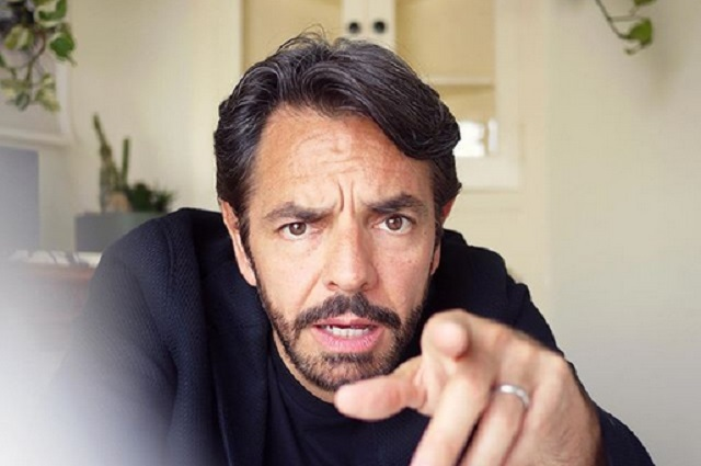 Eugenio Derbez reaccionó al halago de Alessandra a Victoria Ruffo