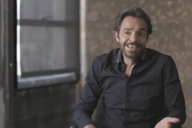 Critican a Eugenio Derbez por su personaje de Julio Esteban