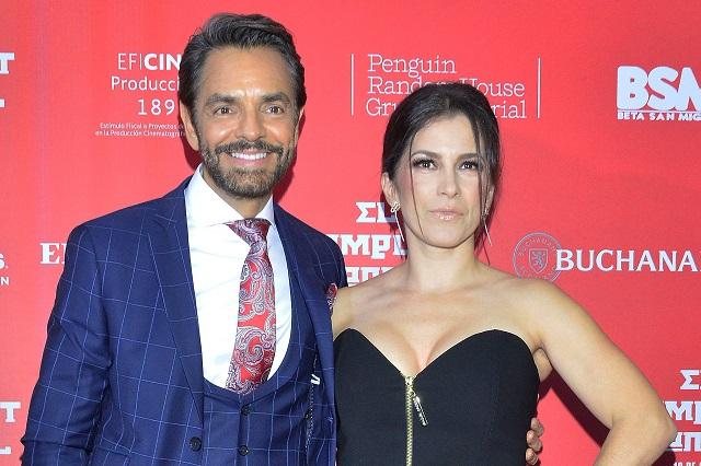 Eugenio Derbez asegura que Alessandra Rosaldo es la verdadera Federica P. Luche
