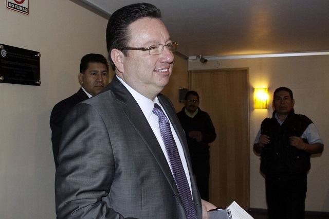 Fiscalía imputa delito de amenazas a Eukid Castañón