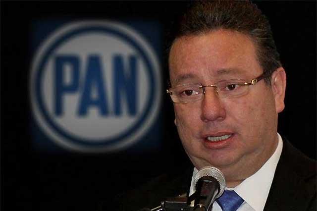 Le quita el PAN a Eukid Castañón la Vicecoordinación Política