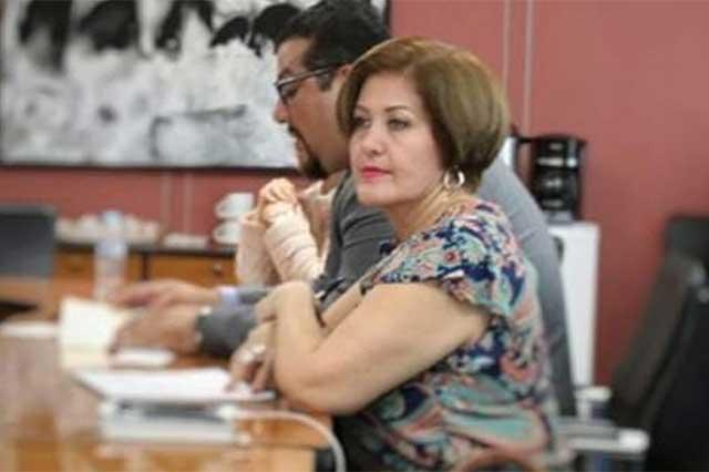 Eva Cadena lleva su caso a comisión de DDHH