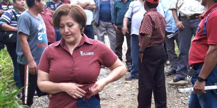Fepade busca más pruebas contra Eva Cadena