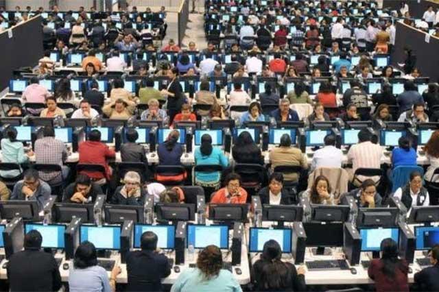 SEP evaluó a 45 mil 506 maestros en 28 estados del país