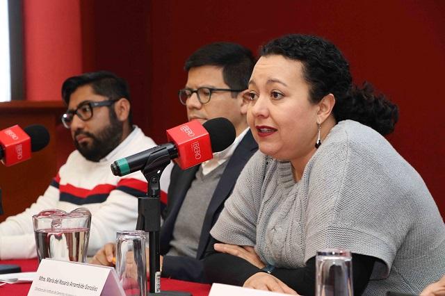 Evalúan en la Ibero Puebla designación de titular de CDH