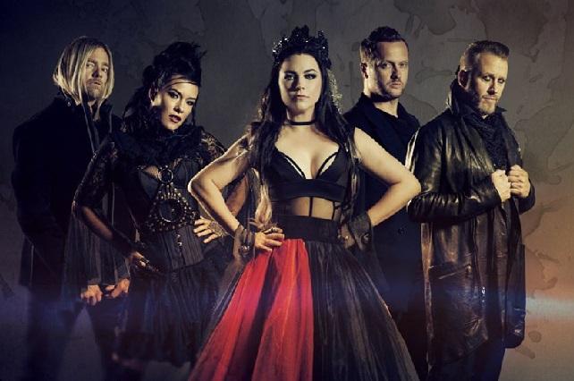 Evanescence vuelve a México, ¿ya sabes cuándo y dónde?