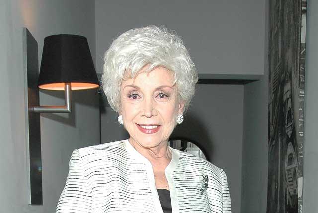 Muere la actriz Evangelina Elizondo a los 88 años de edad